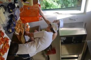 preparazione pizzette