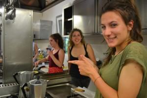 sorrisoni in cucina
